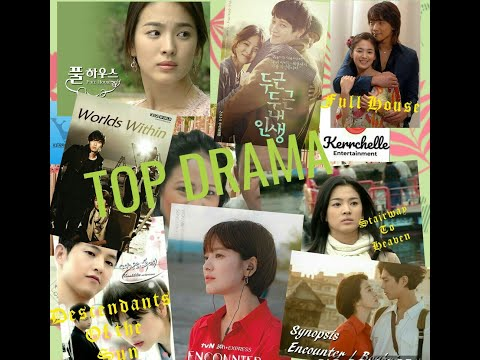 Song Hye Kyo TOP FAMOUS DRAMA