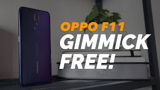 OPPO F11 REVIEW - GIMMICK FREE! (Taglish)
