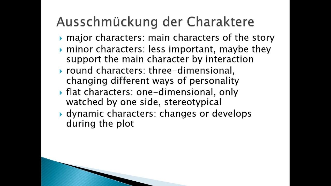 About A Boy Charakterisierung Marcus Und Will Schulhilfe De 13