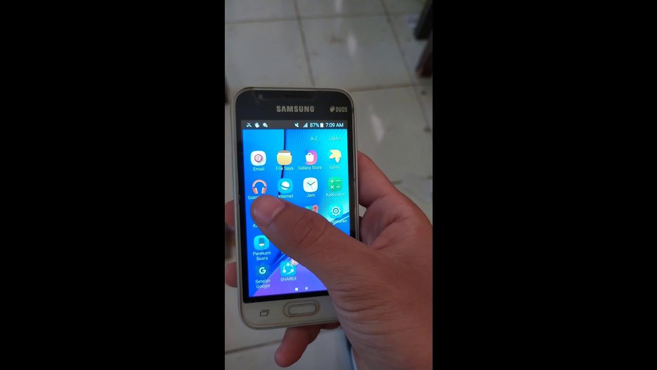 Cara mematikan gambar pada HP Samsung atau mode TalkBack ...