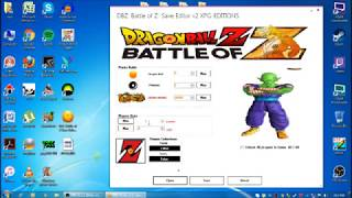 Dragon Ball Z: Battle of Z Save Editor | Xbox 360 Tutorial |