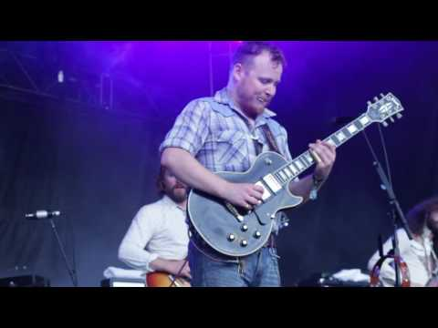 The Sheepdogs Whipping Post (Allman Brothers Band) @ TURF Fort York, Toronto, ON, Canada 9.17.2016