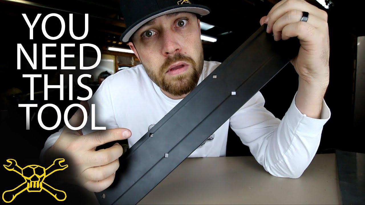 You Need This Tool Episode 17 Sheet Metal Folding Tool