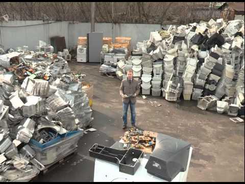 Утилизация и переработка техники