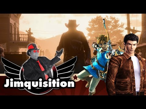 Attention To Detail, Obsession With Detail (The Jimquisition)