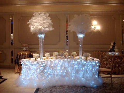 Great Gatsby Themed 50th Birthday At Elite Palace, Woodside NY
