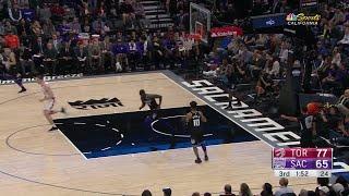 3rd Quarter, One Box Video: Sacramento Kings vs. Toronto Raptors