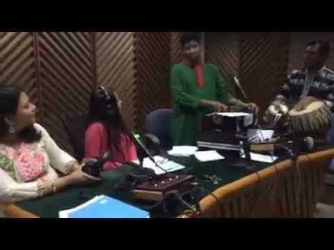 Shadhinotar gan 2018 Radio Kuwait FM 93.3 Live Bangla Program