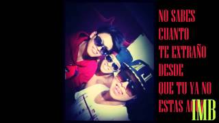 daniel solis ft 'Te Extraño Mi Amor '  Ft Edison & Kevin Reggaeton Romantico 2015