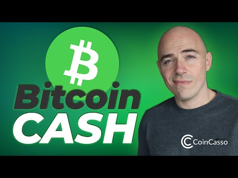 Bitcoin Cash Explained [Bitcoin Hard Fork]