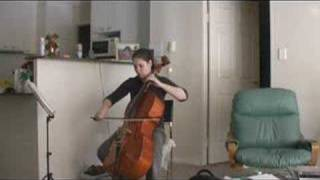 """""""Ah So Pure"""" Cello piece"""