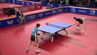 2015 German Open MS-QF Ma Long - Timo Boll (full match|short form in HD)