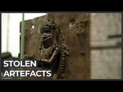 Indonesians seek return of artefacts stolen by Dutch