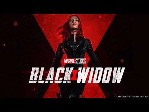 Marvel's Black Widow Theme   EPIC VERSION