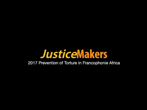 2017 Justice Makers Winners