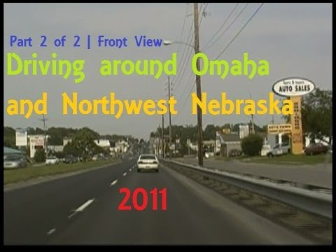 Driving around Omaha and Northeastern Nebraska 2011 | 2 of 2 | Front view
