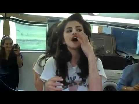 Selena Gomez-Dream Out Loud (behind the scenes)