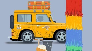 This Is My Car: Mechanics For Kids - Educational App For Kids - Ipad Iphone