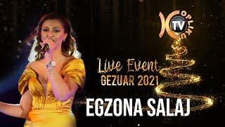 Egzona Salaj - Kolazh Live Live Event 2021 Tv Kopliku