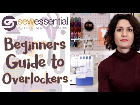 Beginners Guide To Overlockers