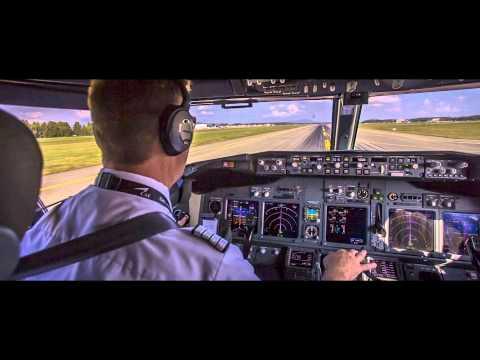 Pilot Flight Academy - Flight Experience, film made by pilotstudent Strandenæs