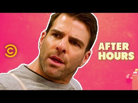 Zachary Quinto Gives You the Acting Lesson of a Lifetime - After Hours with Josh Horowitz