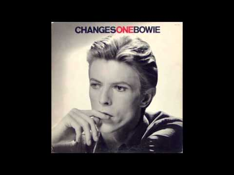 David Bowie - Changes (JC KARAOKE) (Vocals and/or guitar by JC)