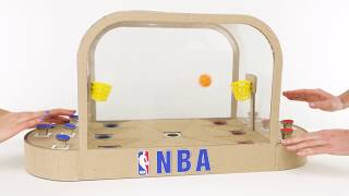 How To Build Basketball Board Game for 2 Players thumbnail