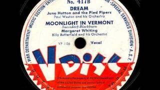 V-Disc 417   Jeri Sullavan, June Hutton, Margaret Whiting