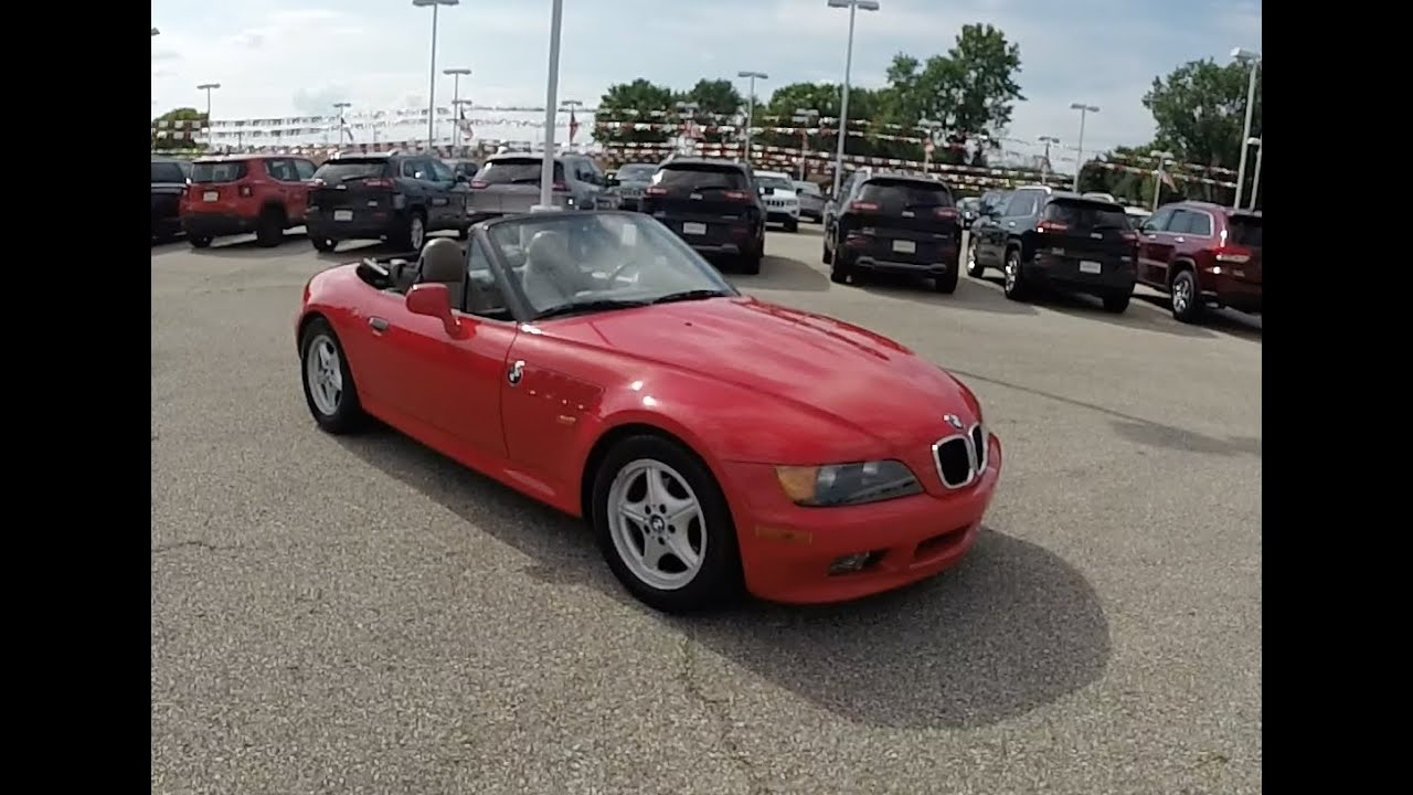 small resolution of 1996 bmw z3 e36 7 1 9l roadster p10953a