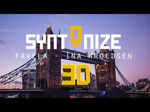 Ina Wroldsen Alok - Favela  3D8D