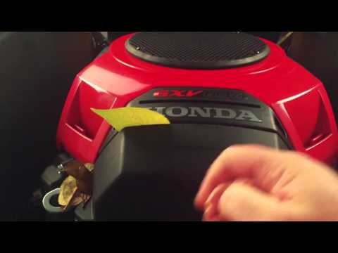 How To Check and Clean the Air Filter on a Cub Cadet RZT Powered by Honda Engine | Cub Connect