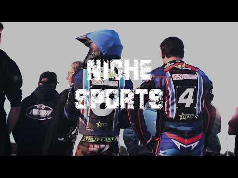 NICHE SPORTS TV MEET THE LAKESIDE HAMMERS SPEEDWAY TEAM AT ARENA ESSEX RACEWAY
