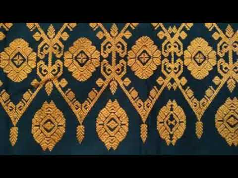 Songket Bordir Bali Motif TORADJA