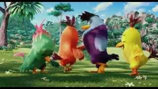 Мультфильм Сердитые Птички / Angry Birds (2016) новый трейлер, смотреть онлайн Angry Birds!