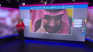 تفكيك قوات التدخل السريع المرتبطة بمحمد بن سلمان...طلب أمريكي من السعودية 🇸🇦 🇺🇸