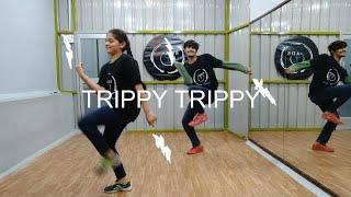 Trippy Trippy Dance   Choreography by AMAN MOOLCHANDANI   Ace Dance School