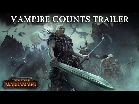 Total War: WARHAMMER - Vampire Counts - In-Engine Cinematic Trailer [ESRB]