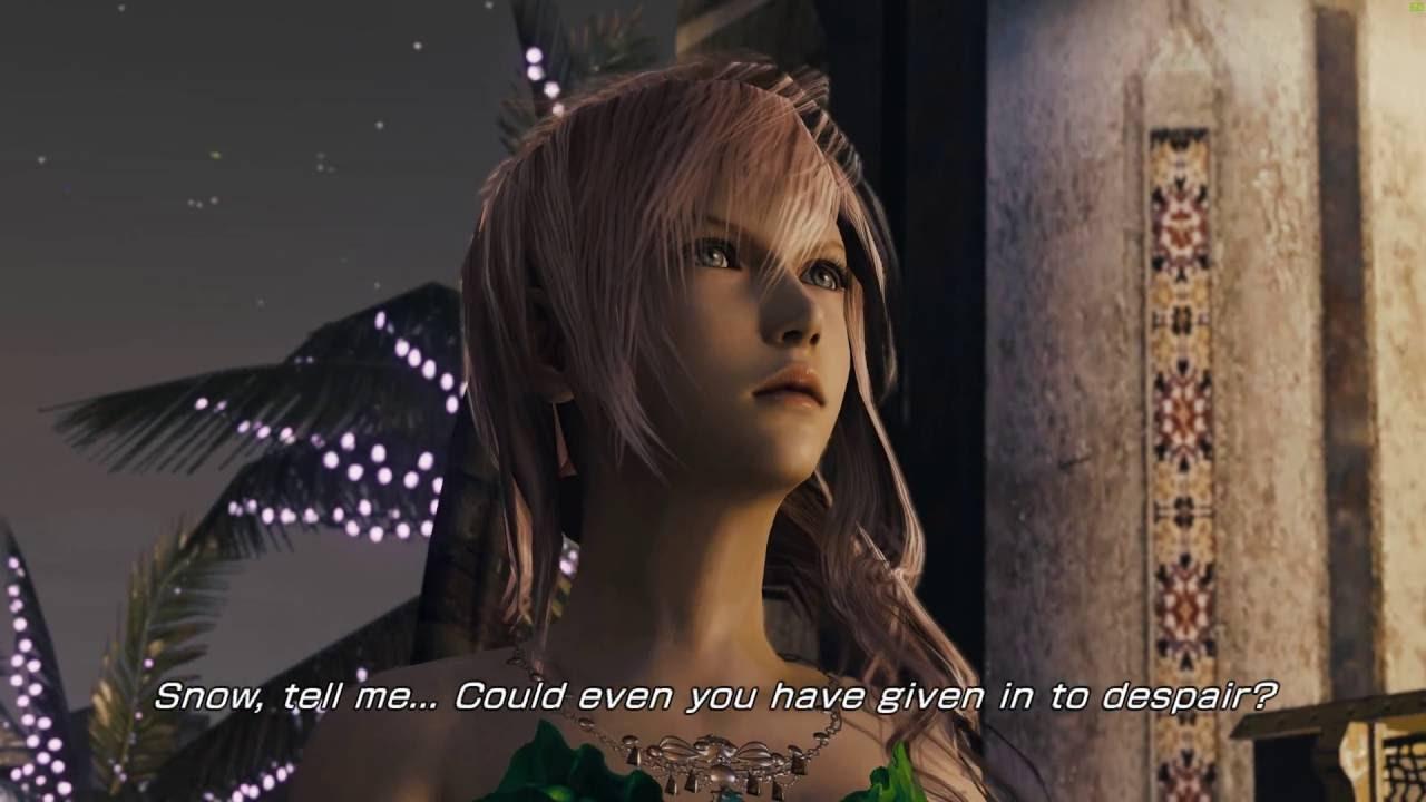 LIGHTNING RETURNS: Final Fantasy XIII - 4K 60 FPS Max Settings PC - Yusnaan  Colosseum & Palace
