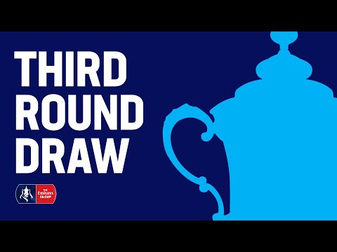 The Emirates FA Cup Third Round Draw  With Tony Adams & Micah Richards | Emirates FA Cup 19/20