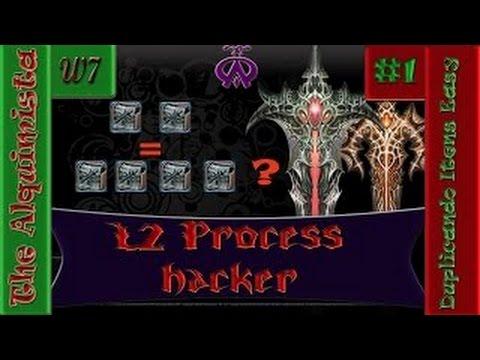 Lineage 2 Hack  DUPLICAR ITENS | DUPE ITENS L2 Process Hack [HD]