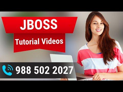 JBoss Admin Online Training Videos Session 02
