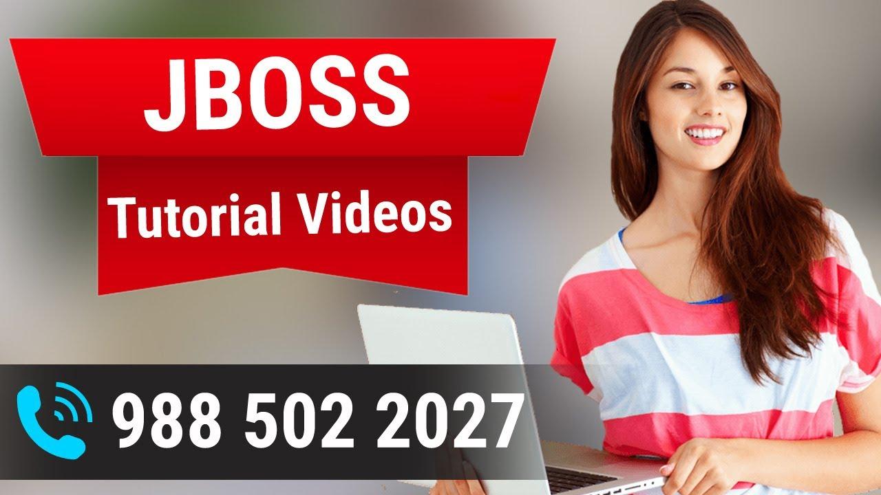JBoss Admin Online Training Videos Session 02    jboss tutorial