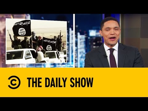 U.S. Forces Declare Victory Over ISIS in Syria   The Daily Show with Trevor Noah