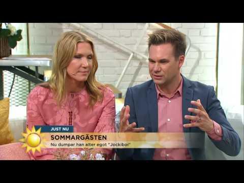 """Joakim Lundell: """"Jockiboi var en väldigt självdestruktiv människa"""" - Nyhetsmorgon (TV4)"""
