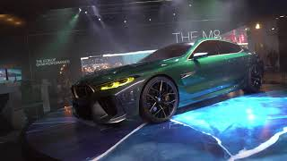 BMW M8 Gran Coupe Reveal  4K  | First Look
