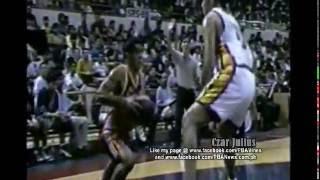 Bong Alvarez Highlights-Mr. Excitement of PBA