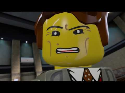 LEGO City Undercover: Official Announce Trailer