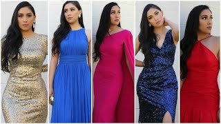 Prom Inspired LookBook 2016 Ft RENT THE RUNWAY