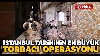 İstanbul da Dev Narkotik Operasyonu